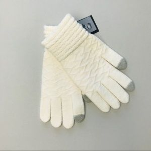 Steve Madden E-Z Tap Knitted Gloves